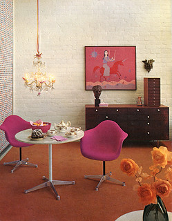 Dining/Living Room (1962) | by peppermint kiss kiss