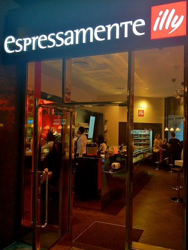 Illy Cafe San Francisco Ca