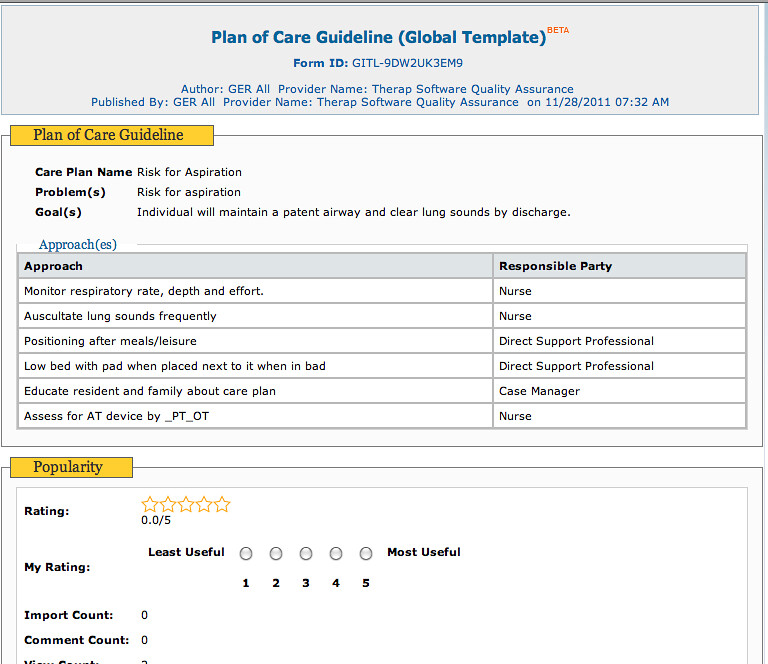 Global Care Plan Template   Justin Brockie  Flickr