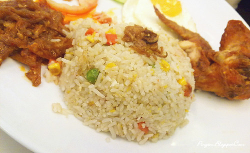 De Asian Cafe Special Fried Rice | by Ping™