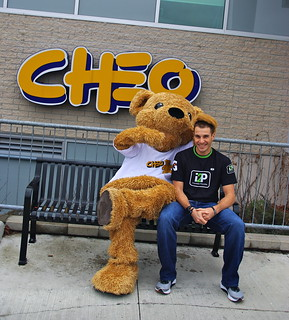 CHEO Bear and Me | by GoodGuysTri