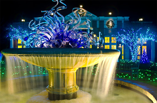 Chihuly Glass Fountain | by Mark Chandler Photography