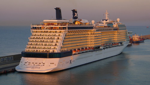 M/S Celebrity Solstice | by Aah-Yeah