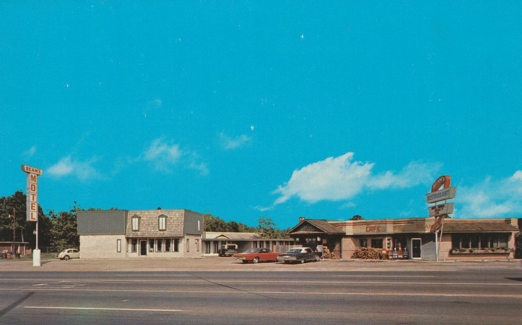 Beam's Motel and Restaurant - Lufkin, Texas