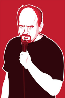 Louis CK | by Tom Trager