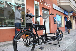 Cargo bike | by Sevilla Cycle Chic