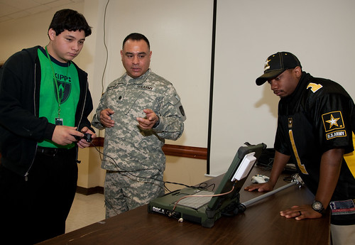 RDECOM promotes science education at local schools | by RDECOM