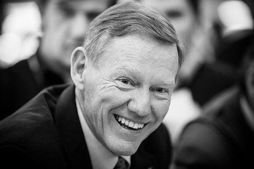 Ford Motor Company CEO Alan Mulally -- Detroit, MI | by Thomas Hawk
