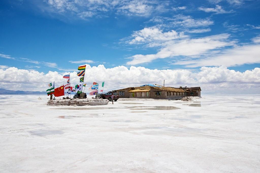Hotel De Sal Salar De Uyuni Ein Salz Hotel Auf Dem Salar