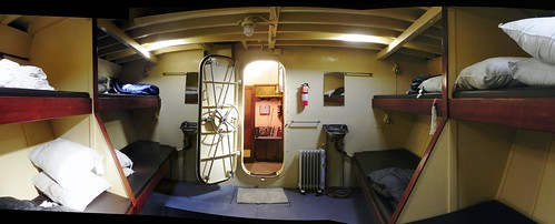 Crash Boat P-520 Forward crew quarters | [Location aboard ...