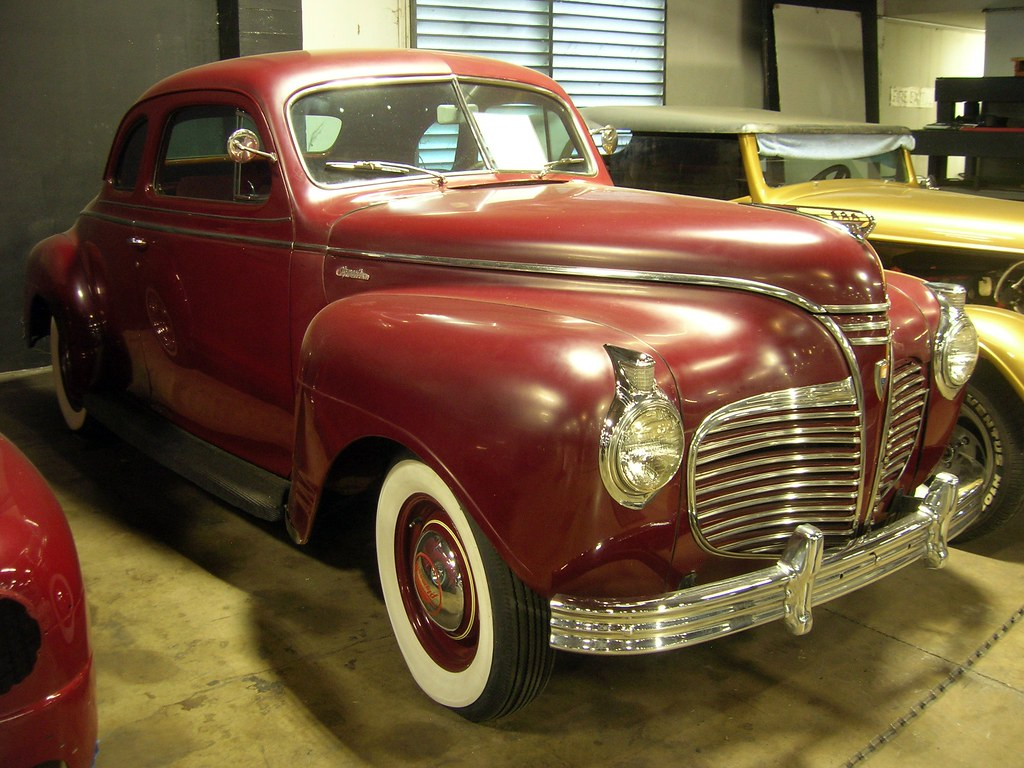 1941 Plymouth Special Deluxe Coupe 6bel385 1 For Sale At Flickr By Jack Snell Thanks