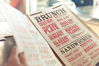Brunch Menu | by basheertome