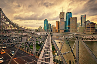 Steel the view from the Story Bridge | by PhotoByTrace