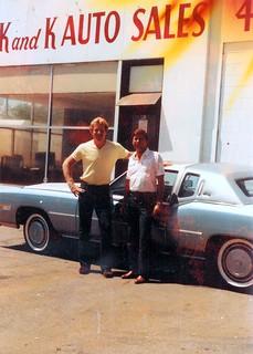 Kk Auto Sales >> Bill K Tim Kerr Of K K Auto Sales Cornell Road Flickr