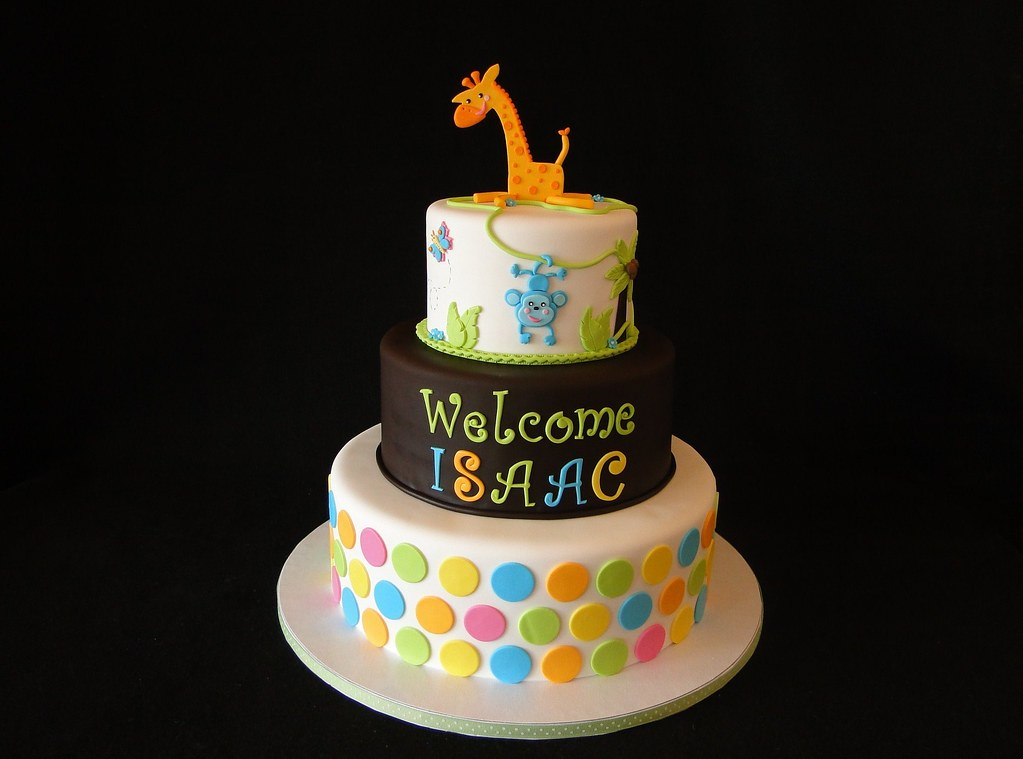 ... Jungle Baby Shower Cake | By Cakesbyelisa