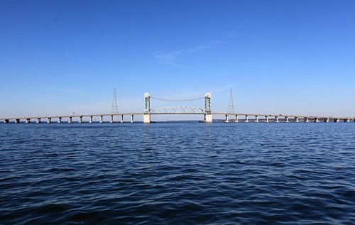 The James River Bridge | by VaDOT