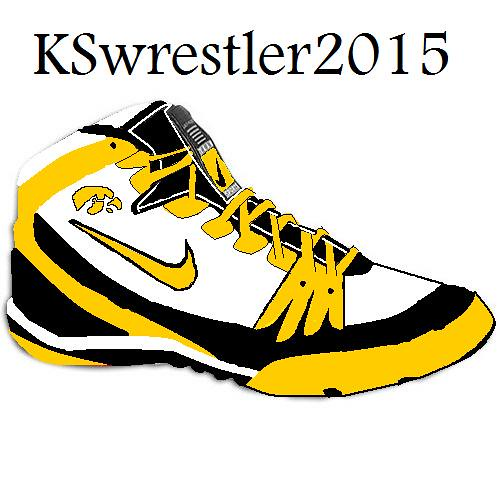 Iowa Hawkeye Basketball Shoes