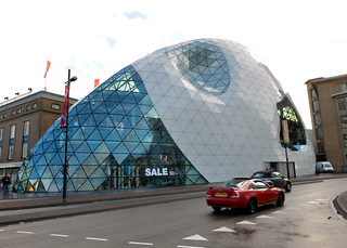 'The Blob' Eindhoven | by FaceMePLS