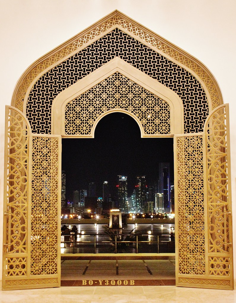 ... Gold door   by BO-Y3QOOB & Gold door   YOUSIF AL-JANAHI   Flickr