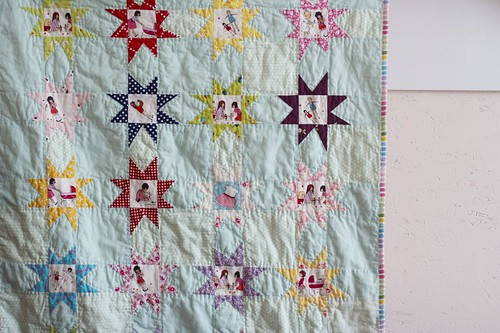 ginger quilt | by a quilt is nice