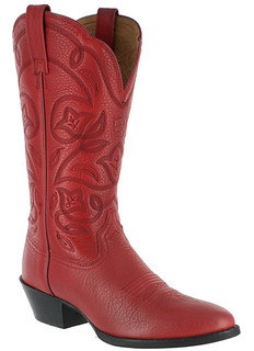 Boots: Ariat Heritage | by Little Black Car