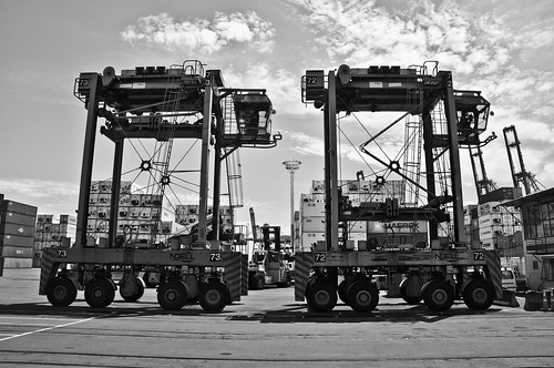 Ports of Auckland | by Simon Oosterman