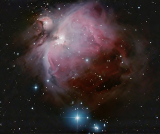 M42 - The Gem in Orion. 14 January 2012 | by BudgetAstro