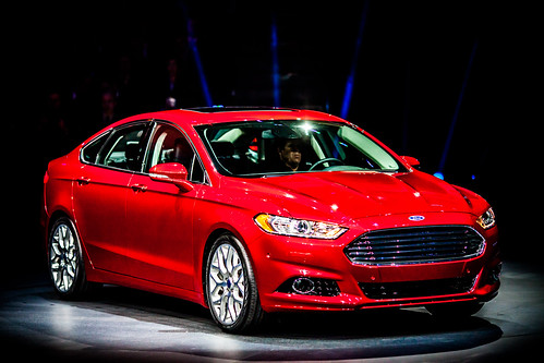 2013 Ford Fusion | by Thomas Hawk