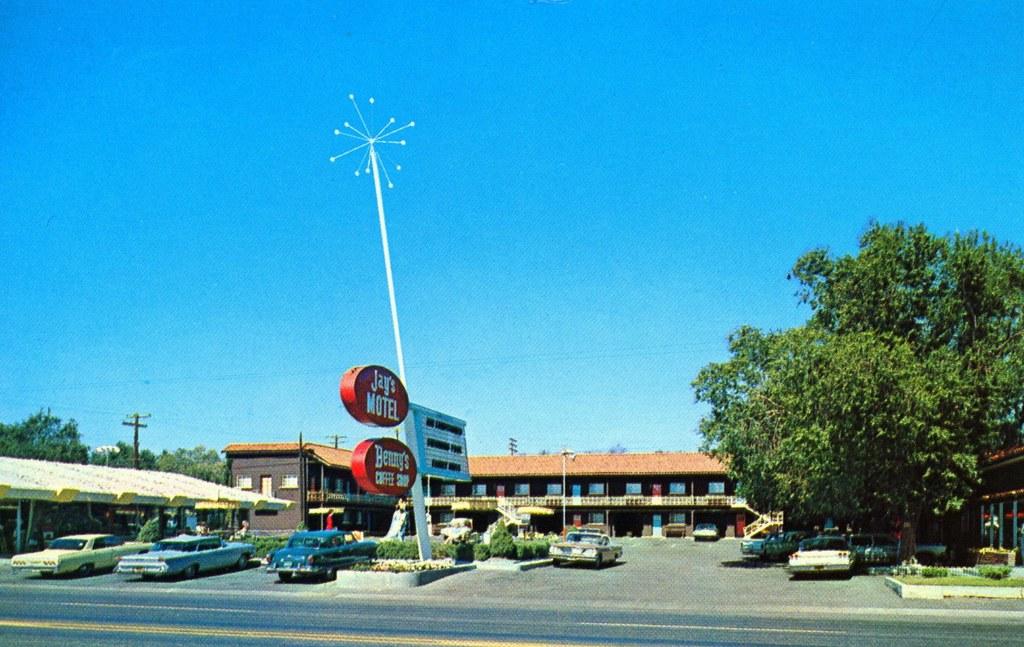 Jay's Motel - Elko, Nevada
