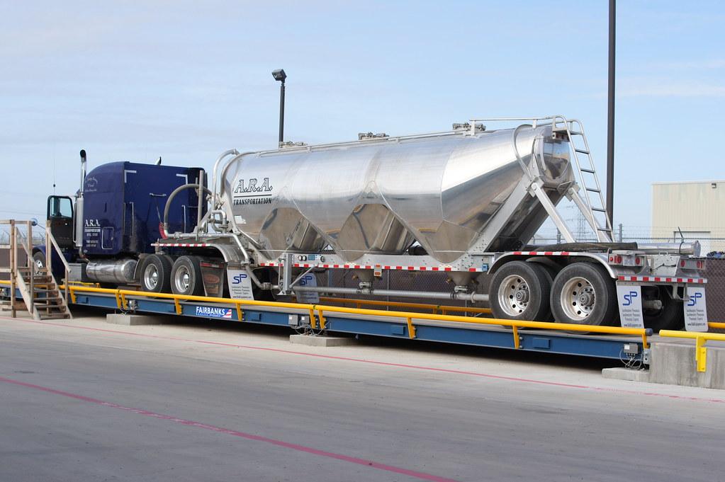 cement truck at schlumberger bulk plant san antonio tx flickr