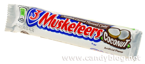 3 Musketeers Coconut | by cybele-