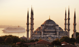 The Blue Mosque at dawn | by Keith Broad Photography
