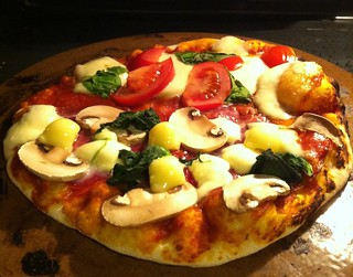 Homemade Pizza | by Astrid Kopp