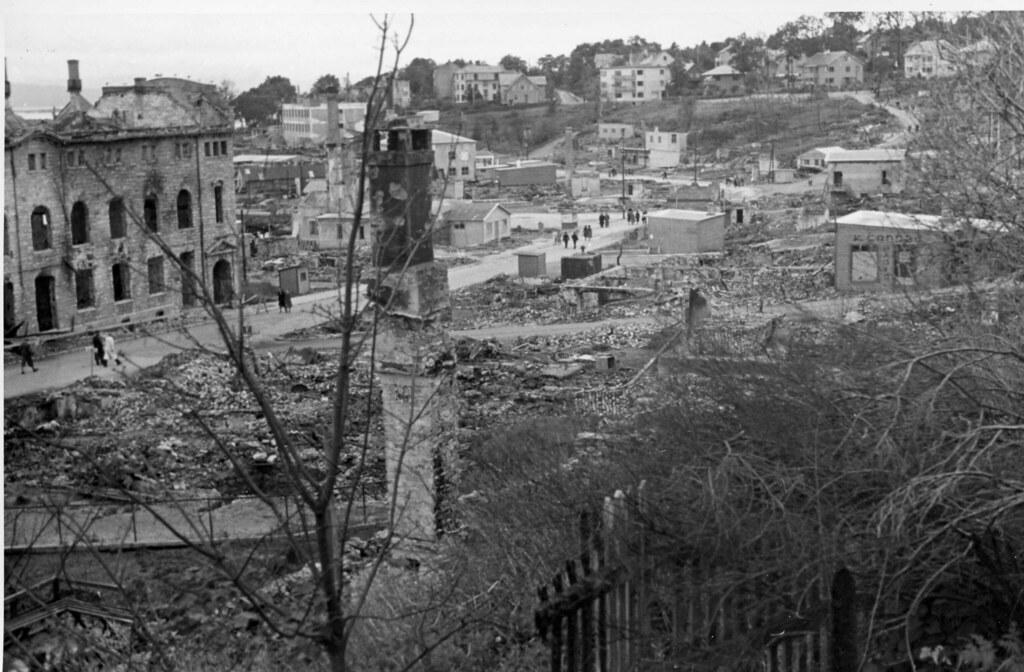 bombingen av molde beskrivelse den tyske invasjonen inneb flickr