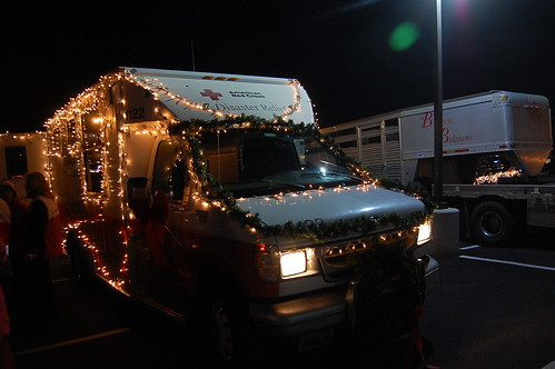 Gahanna Lights Parade 011 | by American Red Cross of Greater Columbus