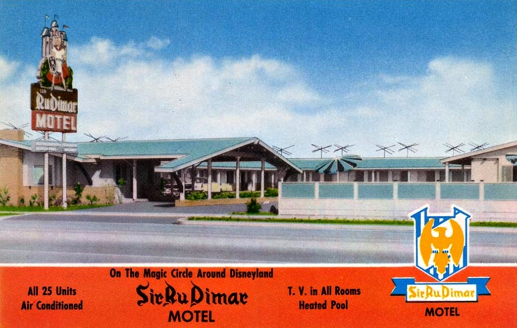 Sir RuDimar Motel - Anaheim, California