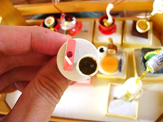 Handmade Miniature Food Rings | by kawaii_fabric_and_paper