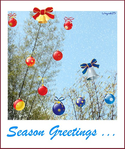 Season's Greetings ... | by Unyink