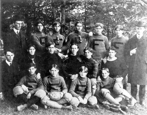 Florida State College football team portrait: Tallahassee, Florida | by State Library and Archives of Florida