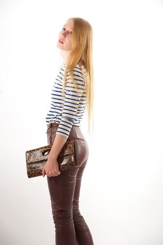 See By Chloe Leather Pants Www Fashionsnag Com Fashion
