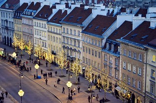 Warsaw old town | by The Globetrotting photographer