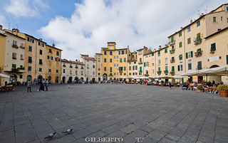 Lucca e Piazza dell'Anfiteatro | by gilbertotphotography.blogspot.com