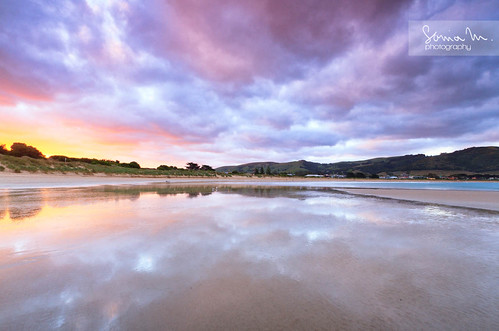 Apollo Bay's Sunset Refelections | by SoniaMphotography
