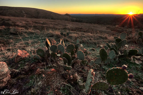 Enchanted Rock Sunrise | by Chris R. Little