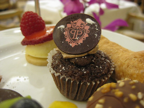 Tea Time Treats in the Palm Court | by Coco Mault