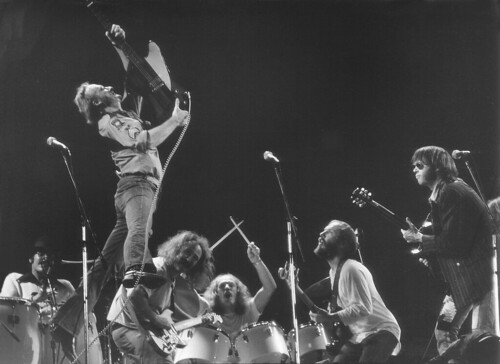 CSNY Wembley '74 - final chord | by smartsetpix