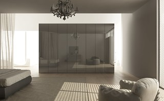 Mazzali: CRYSTAL wardrobe / armadio | by MAZZALIARMADI.IT