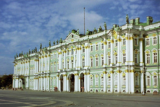 Winter Palace, home of the Hermitage museum, St Petersburg | by Miche & Jon Rousell