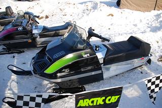 Arctic Cat El Tigre  Exhaust