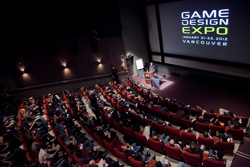 Game Design Expo 2012 | by vancouverfilmschool